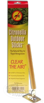 Citronella Outdoor Incense Sticks