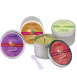 Massage Oil Candles