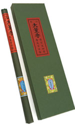 Evening Zen Incense - Classic, 5 Bundle Box - [Paper Rolls]