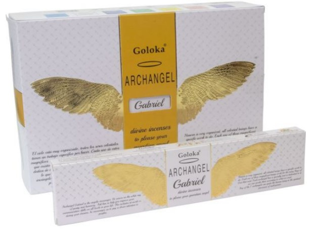 Archangel Incense - Gabriel (Inner Guidance) - Champion of Practical Creation