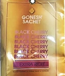 Gonesh Sachet - Black Cherry