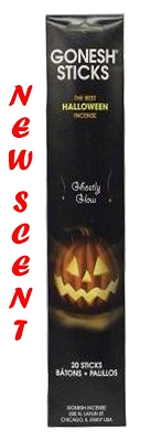 Gonesh Extra Rich Incense Sticks - Ghostly Glow Incense
