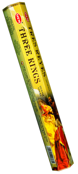 DISCONTINUED- Hem Three Kings Incense - 20gr