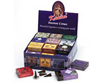 Kamini Incense Cones, 4 Dozen Boxes - Assorted Fragrances