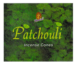 Kamini Cone Incense - Patchouli Incense Cones