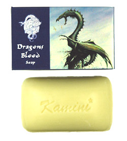 Kamini Soap - Dragon's Blood 100gr.