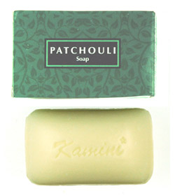 Kamini Soap - Patchouli 100gr.