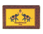 Kamini Soap - Sandalwood 100gr.