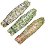 Premium Large Smudge Bundle Sampler - 8