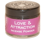 Traditional Incense Company Incense Powder - Love & Attraction