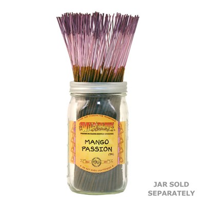 Mango Passion Incense Sticks by Wild Berry Incense