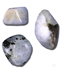 Moonstone Tumbled & Polished Gemstone