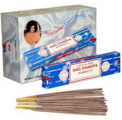 Nag Champa Incense By Sai Baba