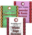 Native Scents Incense
