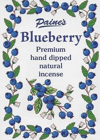 Paine's Incense Sticks - Blueberry