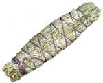 Lavender Fields Smudge Bundle Large - 8