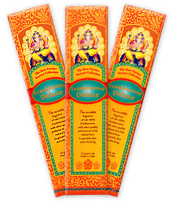 The Rare Essence Incense Collection - Frankincense Deluxe Incense