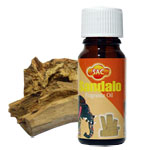 Sandesh (SAC) Aroma Oil 10ml - Sandal / Sandalo