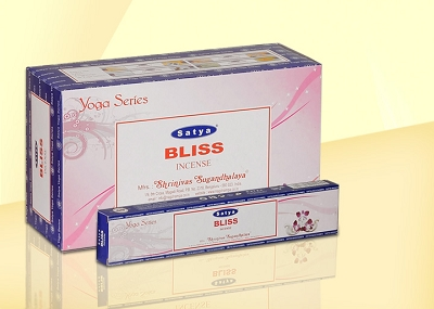 Satya Incense - Bliss - 15gr