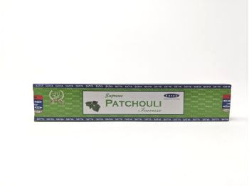 Satya Incense - Supreme Patchouli - 15gr