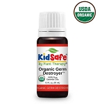 Plant Therapy - Organic KidSafe Essential Oil - Germ Destroyer