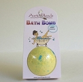 Auric Blends Bath Bomb (Island Coconut)
