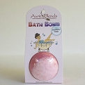 Auric Blends Bath Bomb (Strawberry Fields)