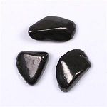 Shungite - Tumbled & Polished Stones <br><br>