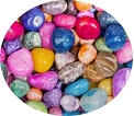 All Natural Gemstone Super Mix [Quarter Pound]