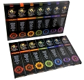 Goloka Chakra 7-in-1 Gift Pack - 15 Gram Pack (7 Packs Per Box)