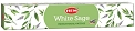 HEM  Masala Incense White Sage - 12 Stick Box