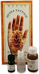 Henna Mehndi Tattoo Kit