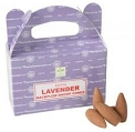 Satya Backflow Cones - Lavender - [24 pc]