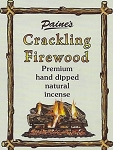 Paine's Incense Sticks - Crackling Firewood