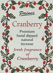 Paine's Incense Sticks - Cranberry