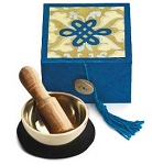Singing Bowl - Serenity Mini Meditation Box
