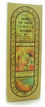 Song Of India - India Temple Incense - 60 g. Box