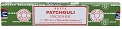 Satya Incense - Patchouli - 15gr