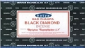 Satya Incense - Black Diamond - 15gr