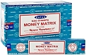 Satya Incense - Nag Champa Money Matrix - 15gr