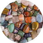 All Natural Gemstone Super Mix