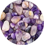 Amethyst Tumbled & Polished [Quarter Pound]