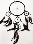 Dream Catcher - Extra Large Room Cleanser (Black)