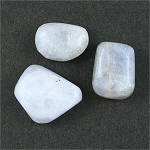 Calcite (Blue) - Tumbled & Polished Gemstones <br><br>