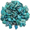 Chrysocolla Tumbled & Polished [Single]