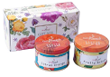 Ampliscent Candle Set - [Citrus Orange & Fruity Splash ]