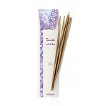 Esteban Incense - Bower and Lilac  20 Bamboo Sticks