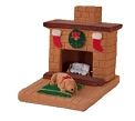 Incienso de Santa Fe - HOLIDAY Hearth & Puppy Incense burner w/Pinon Incense