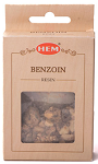 HEM - Resin Incense - Benzoin - 30g Box