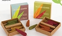 Maroma Leaf Incense - Frankincense and Sandalwood